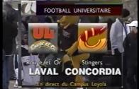 1/2 Finale U Sports – Coupe Uteck – StFX c. Laval