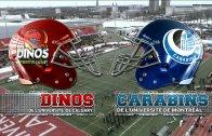 Finale U Sports – Coupe Vanier – Calgary c. Montréal